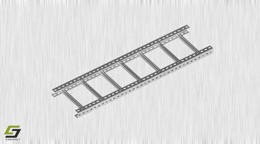 «Драбинні» металічні лотки (Кабельрости)