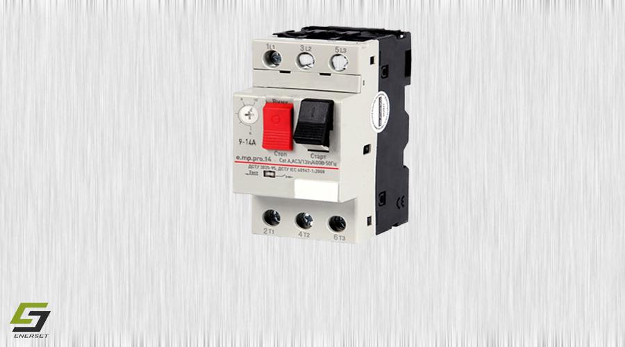 Aвтоматичні вимикачі захисту двигуна