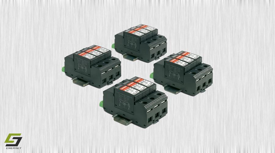 Компоненти для захисту фотоелектричних систем