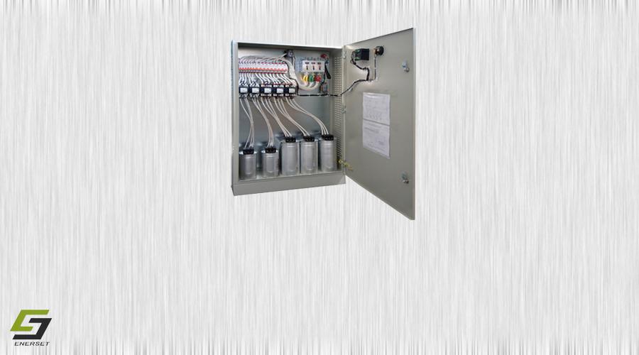 Конденсаторні установки та компоненти систем компенсації реактивної потужності