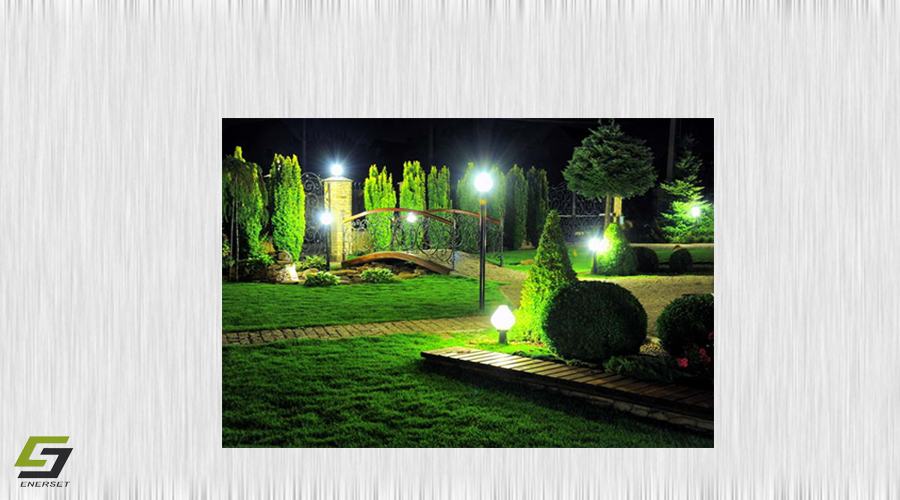 Садово-паркове освітлення