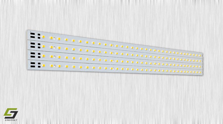 Світлодіодні модулі та лампи різного типу